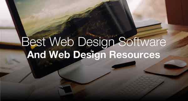 免費網頁設計軟件,工具和免費資源