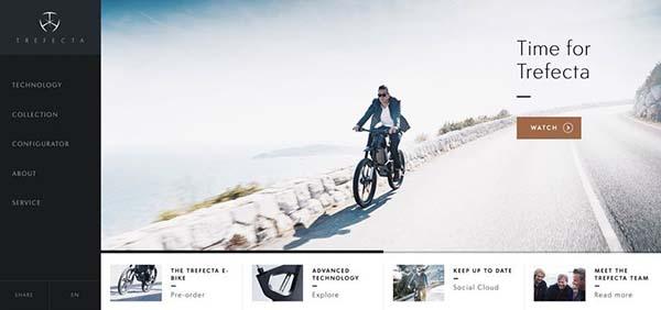 海外網站布局的設計想法和例子