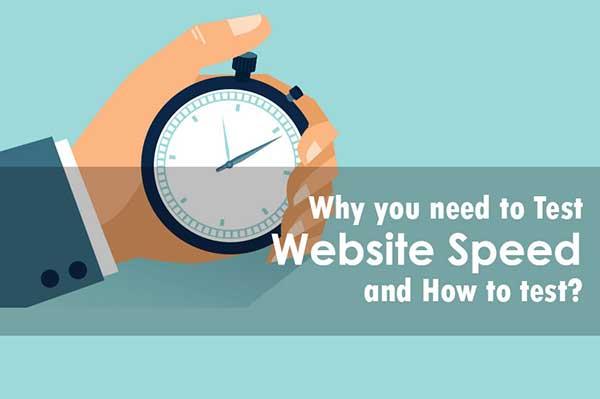 測試網站速度的10種方法
