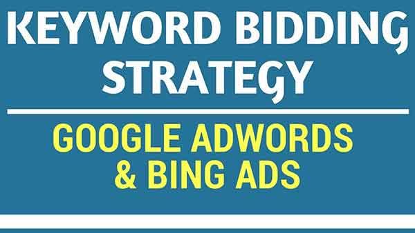 谷歌關鍵詞如何出價效果更好?