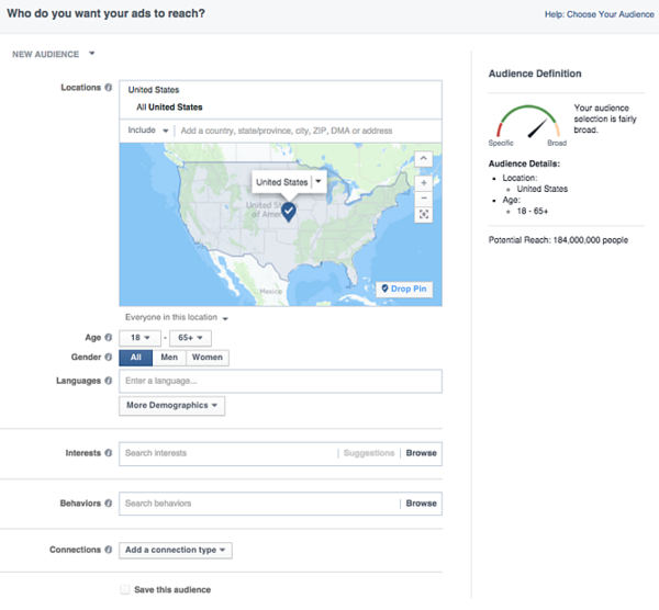 Facebook推廣_如何投放Facebook廣告